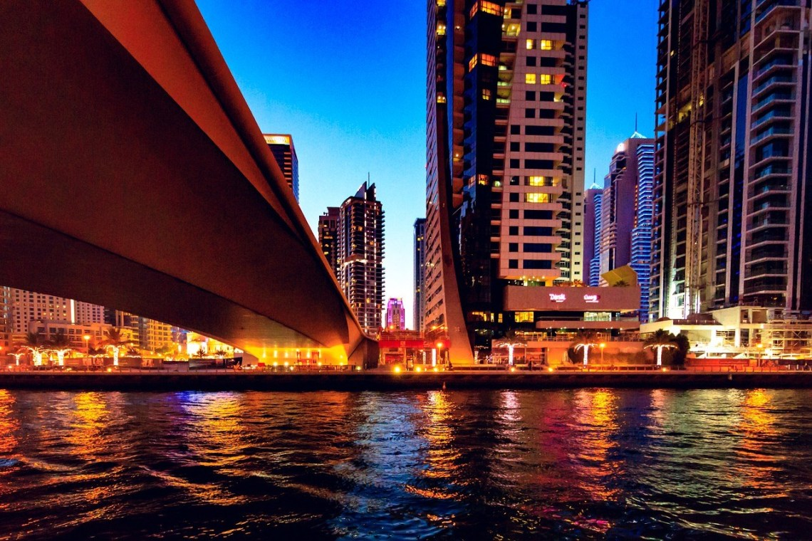 Thing To Do in Dubai at Night