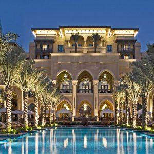 Best Hotels in Sheikh Zayed Road Dubai