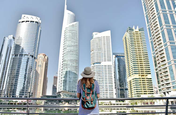 Things to know while traveling in a middle east country