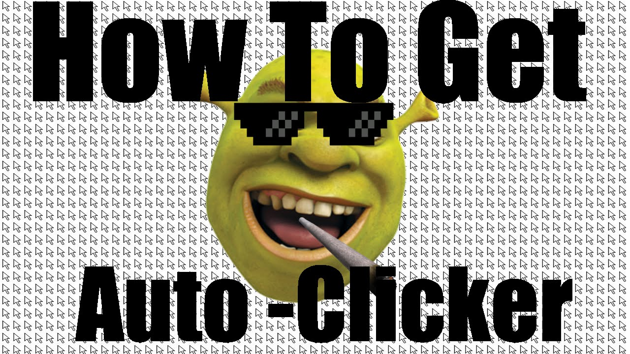 How to get an auto clicker